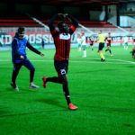 Kwame Opoku scores debut goal for USM Algiers in cup match against MC Algiers