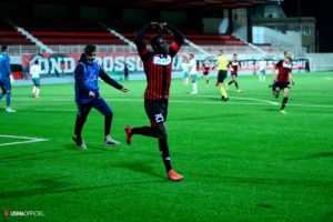 VIDEO: Watch Kwame Opoku's goal for USM Alger against CABBA