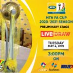 MTN FA Cup draw to be held live on Max TV