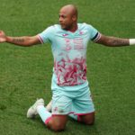 Andre Ayew wins Swansea's goal of the month April award