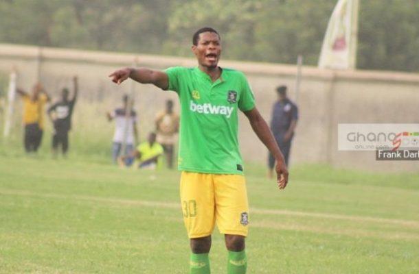 Noah Martey departs Aduana Stars after five years