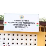 Government opens office to protect journalists