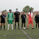 Match officials for Division One League Matchweek 20