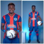 I'm hungry to score more goals for Legon Cities - Richmond Antwi