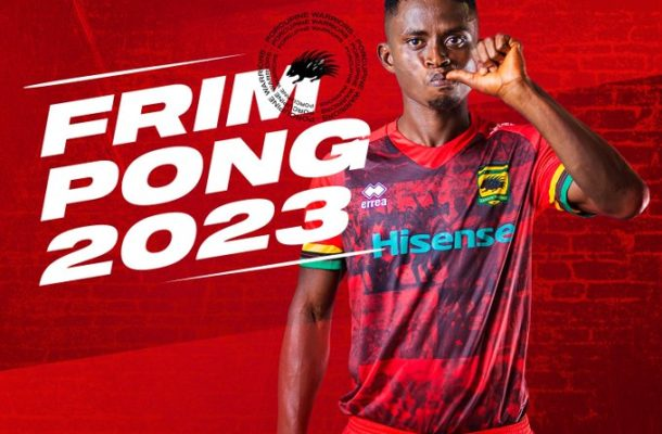 Kotoko defender Samuel Frimpong extends contract with club