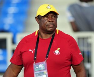 Coach Paa Kwasi Fabin names provisional squad to face Japan
