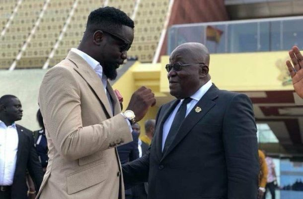 Fixing the country will automatically fix the people – Sarkodie tells Gov't