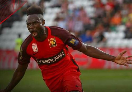 Seth Paintsil set to depart Austrian side SV Reid