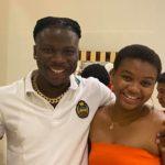 PHOTOS: Stonebwoy surprises Hassan Ayariga's daughter on her birthday