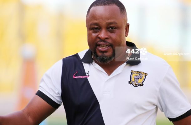 Irate Ashgold supporters want 'woeful' Thomas Duah sacked as interim coach