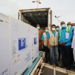 350,000 doses of AstraZeneca vaccines arrive from DR Congo