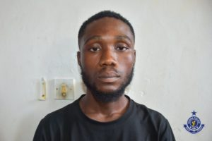 Police nab 22yr old internet fraudster who 'claims' he sells iPhones