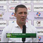 Dreams FC coach Vladislav Viric accuses referees for aiding Kotoko win