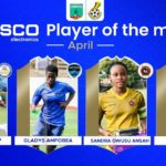 Four ladies compete for WPL player of the month April gong