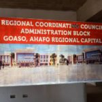 Gov't invests 16.9 million projects in Ahafo region