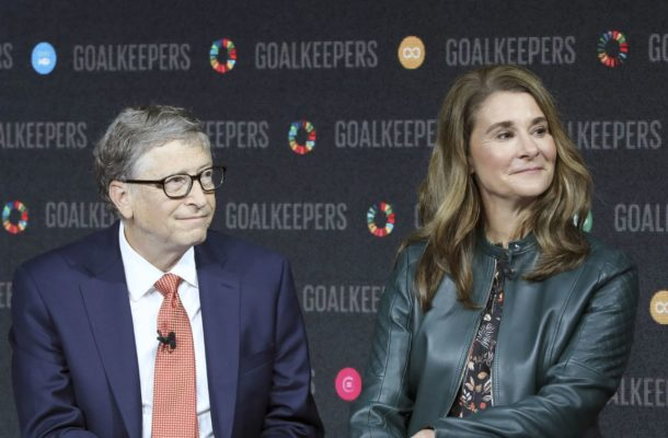 Billionaires Bill Gates and wife Melinda divorce after 27 years