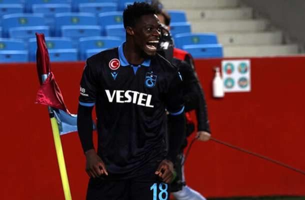 Caleb Ekuban named in Turkish Super Lig Team of the season
