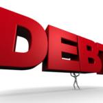Ghana's public debt stands at 77.1 per cent