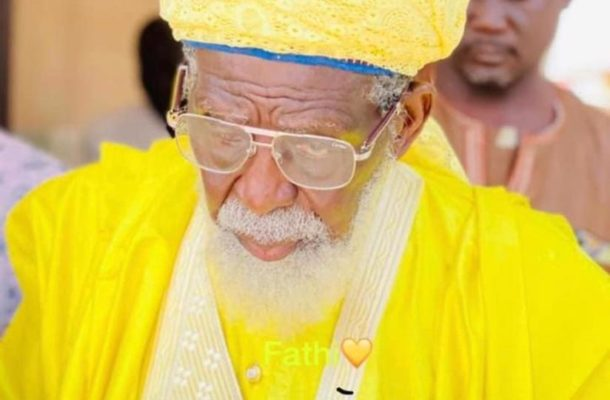 They praise me but mistreat my Muslim grandchildren in their schools – Chief Imam speaks out
