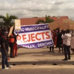'She's incompetent'– Ejisu chiefs, residents kick against reappointment of MCE