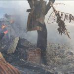 A/R: Fire burns 17-year-old boy to death