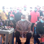 Small-scale miners threaten government with court action