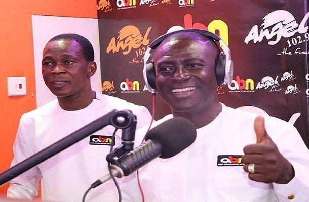 Don't follow your emotions - Kwadwo Dickson replies 'Friends of Captain Smart'