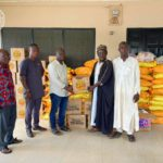 Upper West Akim MP, Frederick Adom Obeng donates to Muslim communities