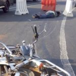 Motorcycle crushes 13-year-old street seller to death