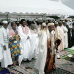 No regional/district Eid-ul-Fitr prayers