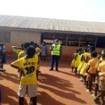 PHOTOS: Sekyere Central NCCE celebrates Citizenship Week with school children