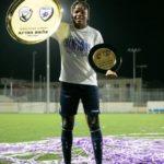 Black Queens striker Sherifatu Sumaila wins Israeli women's title