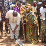 Lower Manya Krobo residents hail MCE over developmental projects