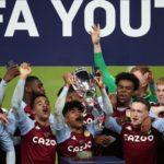 Paul Appiah helps Aston Villa win FA Youth Cup