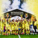 Villareal beat Man Utd as Unai Emery makes it four Europa League titles