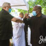 JUNE 4 Uprising: Ghana's Economy, Democracy in dire state – Ex-Prez Mahama