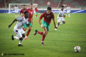 VIDEO: Watch Morocco's goal against Ghana in friendly