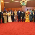 Prez Akufo-Addo presents letters of credence to 21 appointed envoys