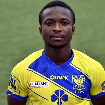 Ghana's Samuel Asamoah leaves Sint-Triuden at the end of June