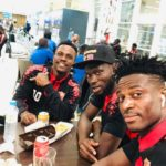 Ghanaian trio win Guinea League title with Horoya