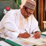 President Buhari postpones Medical trip to London