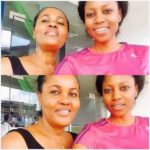 Actress Yvonne Nelson broke - Mother comes to her aid?