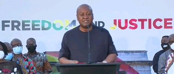 The values of June 4th remain as relevant today as ever before in our nation's democratic journey - John Mahama
