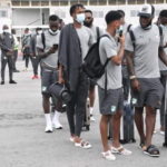 Ivory Coast lands in Ghana for friendly Black Stars clash