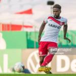 Ghanaian defender Daniel Heber now a target for Borussia Dortmund, Eintracht Braunschweig