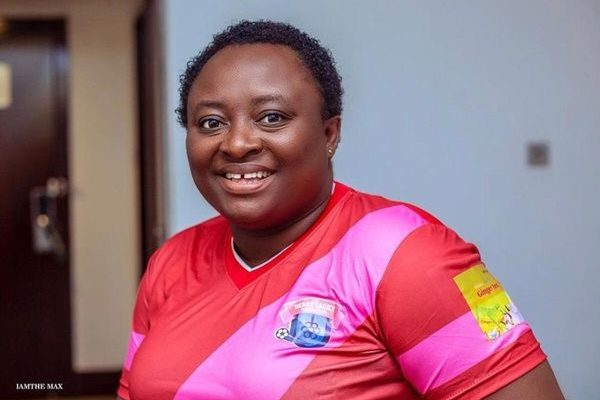 Dr. Gifty Oware-Aboagye lead Berry Ladies to brag 4 Ghana football awards nomination