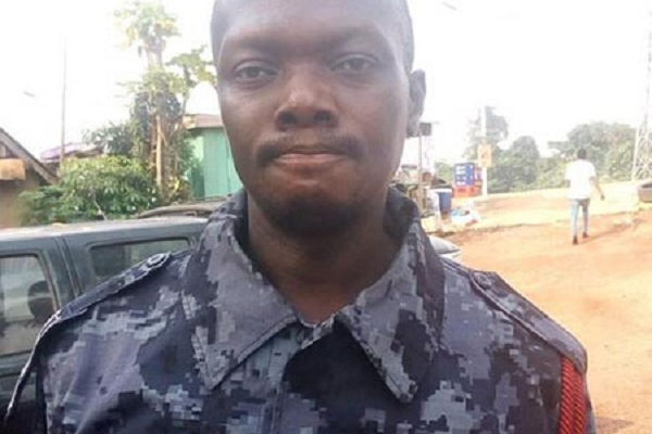 Police officer found dead in his bathroom