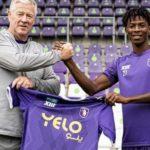 Inter Allies midfielder Abraham Okyere joins Beerschot VA in Belgium