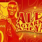 Accra Lions transfers Alex Agyarkwa to Malaysian side Selangor FC