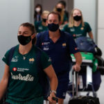 Australian softball team first to arrive in Japan prior to Tokyo 2020
